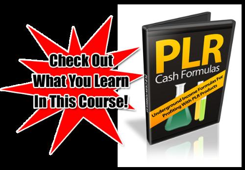 First Additional product image for - PLR Cash Formulas