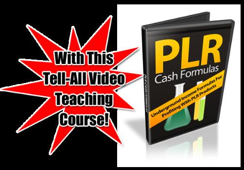 Second Additional product image for - PLR Cash Formulas