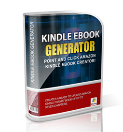 Kindle eBook Generator | Software | Design