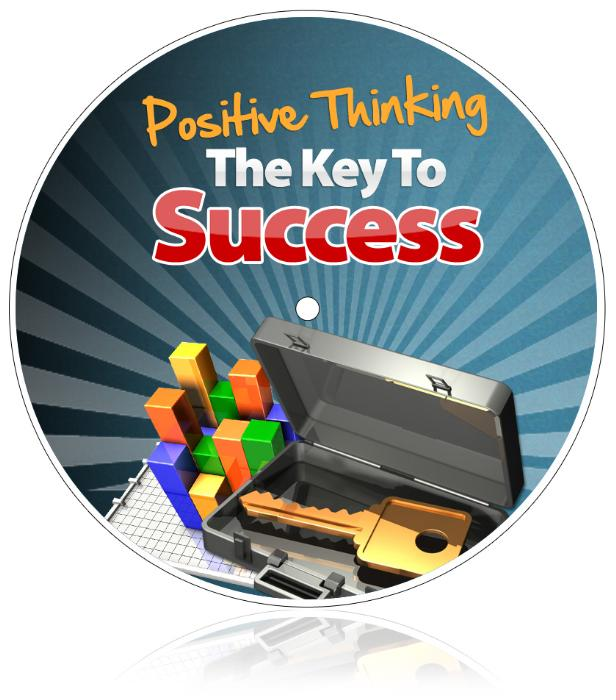 First Additional product image for - Positive Thinking - The Key To Success