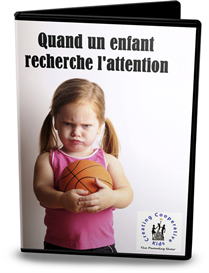 Quand un enfant recherche l'attention Video | Movies and Videos | Educational