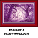 6 Paint in Violet | Movies and Videos | Arts