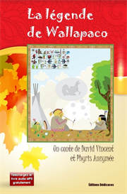 La legende de Wallapaco - par David Vincent et Phyris Anzymee | eBooks | Children's eBooks