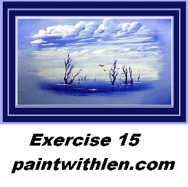 15 Paint Reflections of Trees | Movies and Videos | Arts