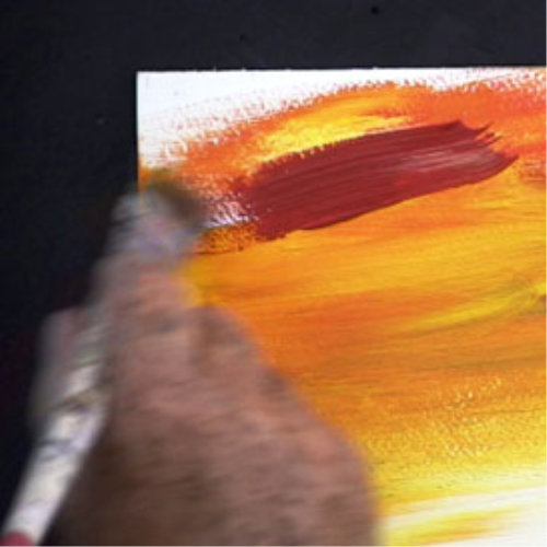 First Additional product image for - 17 Paint a Sunset.