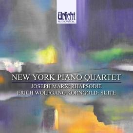 the new york piano quartet plays marx & korngold (cd-quality flac)