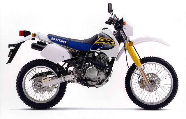 Suzuki Dr 250    Dr 350 Service Manual English  1990