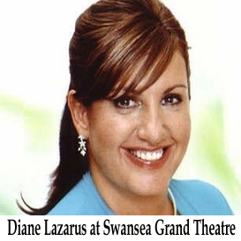 Diane Lazarus: Psychic Show at The Grand Theatre, 2012 | Movies and Videos | Special Interest