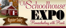 July 2012 Schoolhouse Expo- Terri Johnson