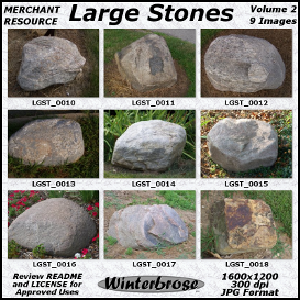 Large Stones - Volume 2 | Photos and Images | Nature