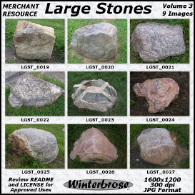 Large Stones - Volume 3 | Photos and Images | Nature