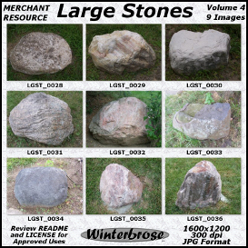 large stones - volume 4