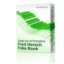 Fred Hersch Fake Book Third Edition Selected Tunes 1980-2014 | Music | Jazz