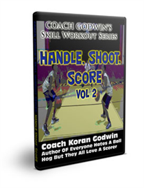 Coach Godwin's Handle, Shoot, Score Vol 2 | Movies and Videos | Sports