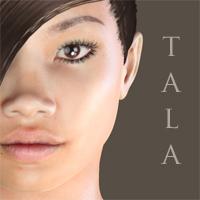 Tala for Poser | Software | Design