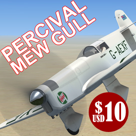 Fsx-Mew-Gull | Software | Games