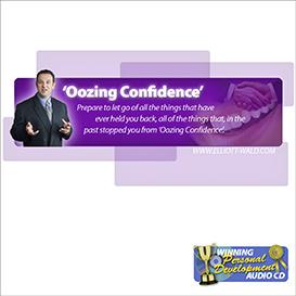Elliott Wald - Oozing Confidence Hypnosis MP3 | Audio Books | Self-help
