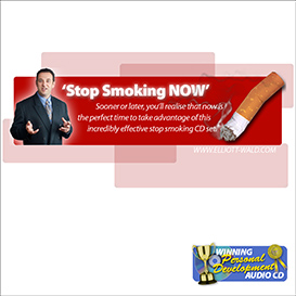 Elliott Wald - Stop Smoking Hypnosis MP3 Set | Audio Books | Self-help