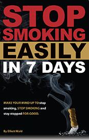 Elliott Wald Ebook - Stop Smoking Easily in 7 Days | eBooks | Self Help