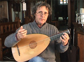 Playing Renaissance music on the classical guitar | Movies and Videos | Educational
