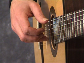 How to play Romance on the classical guitar | Movies and Videos | Educational