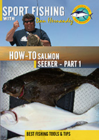 sportfishing with dan hernandez salmon seeker pt 1