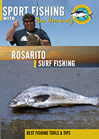 Sportfishing with Dan Hernandez Rosarito Surf Fishing | Movies and Videos | Documentary