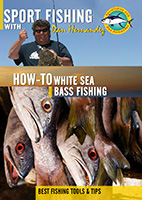 Sportfishing with Dan Hernandez How To White Sea Bass Fishing | Movies and Videos | Documentary