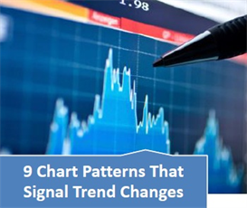 9 Chart Patterns That Signal Trend Changes | eBooks | Technical