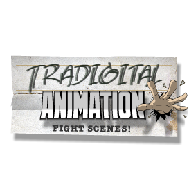 Tradigital Animation: Fight Scenes | Movies and Videos | Educational