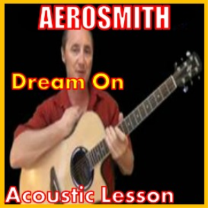 Learn to play Dream On by Aerosmith | Movies and Videos | Educational