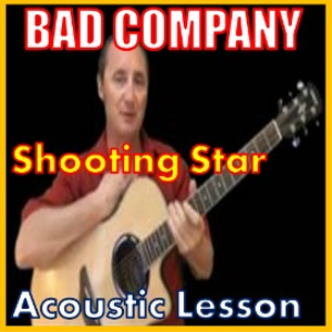 Learn to play Shooting Star by Bad Company | Movies and Videos | Educational