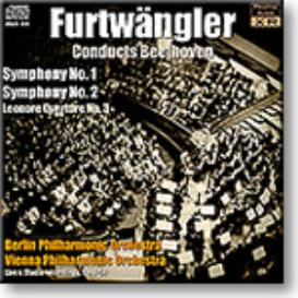 FURTWANGLER conducts Beethoven Symphonies 1 and 2, Leonore 3, Ambient Stereo MP3 | Music | Classical