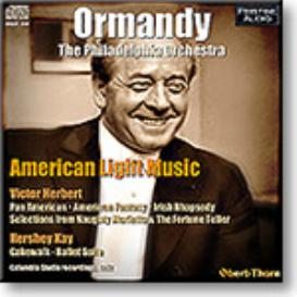 ORMANDY conducts American Light Music, Ambient Stereo 16-bit FLAC | Music | Classical