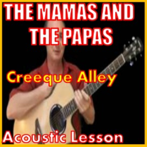 Learn to play Creeque Alley by The Mamas And The Papas | Movies and Videos | Educational