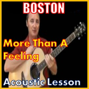 Learn to play More Than A Feeling by Boston | Movies and Videos | Educational
