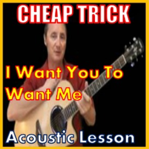 Learn to play I Want You To Want Me by Cheap Trick | Movies and Videos | Educational