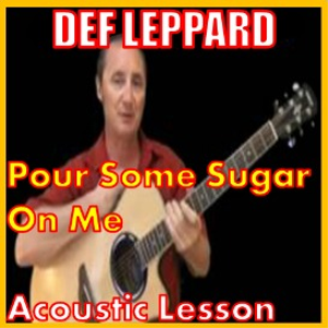 Learn to play Pour Some Sugar On Me by Def Leppard | Movies and Videos | Educational