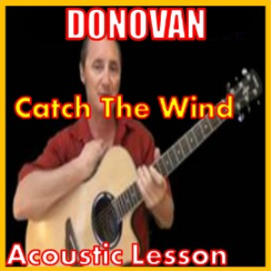Learn to play Catch the Wind by Donovan | Movies and Videos | Educational