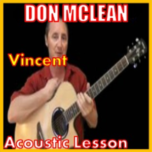 Learn to play Vincent by Don McLean | Movies and Videos | Educational