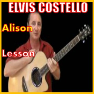 Learn to play Alison by Elvis Costello | Movies and Videos | Educational