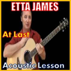 Learn to play At Last by Etta James | Movies and Videos | Educational