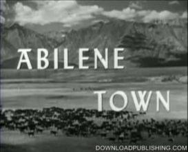 Abilene Town - Movie 1946 Western Randolph Scott Download .Avi | Movies and Videos | Action