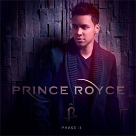 prince royce = phase ii cd