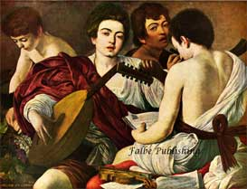 The Musicians by Caravaggio stock art | Photos and Images | Fine Art