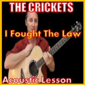 Learn to play I Fought The Law by The Crickets | Movies and Videos | Educational