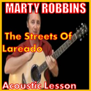 Learn to play The Streets of Lareado by Marty Robbins | Movies and Videos | Educational