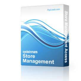 store management access