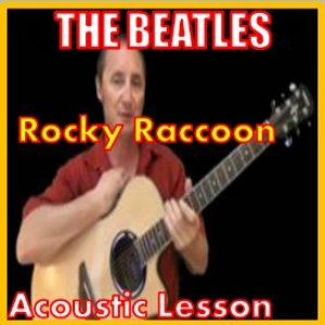 Learn to play Rocky Raccoon by The Beatles | Movies and Videos | Educational