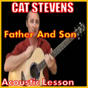 Learn to play Father And Son by Cat Stevens | Movies and Videos | Educational